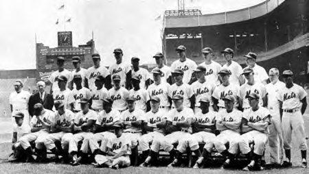 Let's go 1962 NY Mets, say it ain't so Casey!